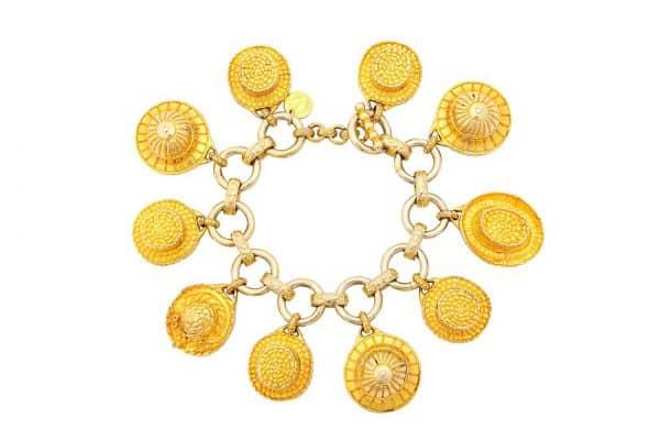 isabel canovas charm bracelet