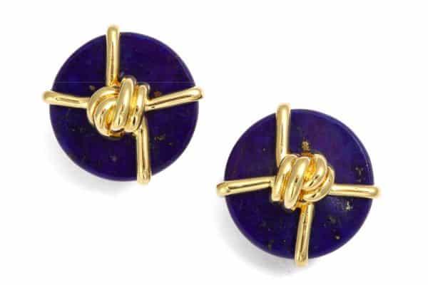 aldo cipullo earrings for cartier