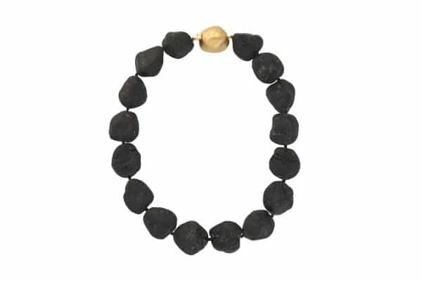 black tourmaline christopher walling necklace