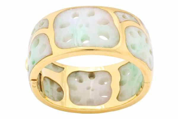"angela cummings ""lotus root"" cuff"