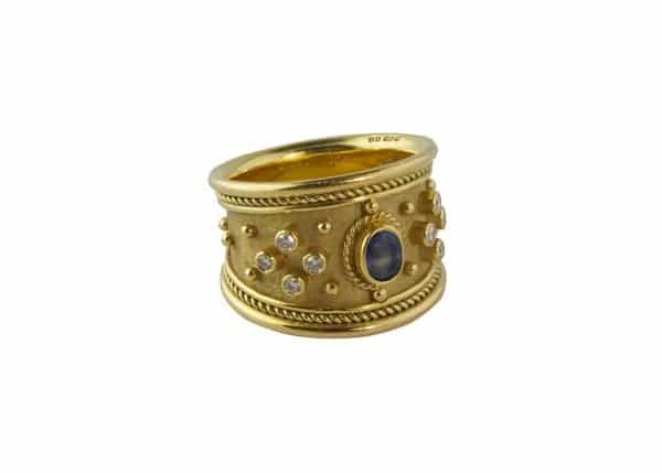 elizabeth gage ring