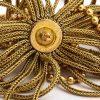 vintage hermes 18k carat gold tassel lariat necklace