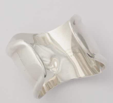 elsa perreti sterling bone cuff