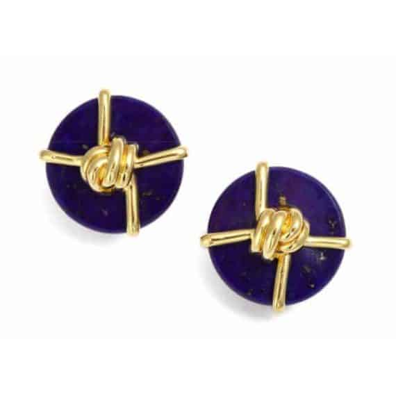 aldo cipullo earrings for cartier