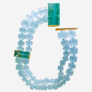 christopher walling aquamarine necklace