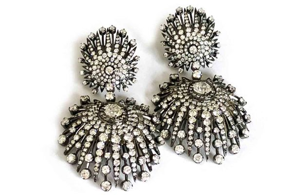 silvia furmanovich diamond earrings