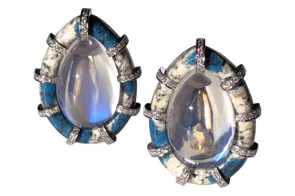 nicholas varney k2 moonstone earrings