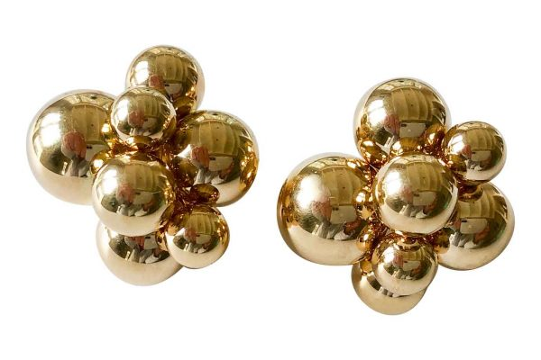 marina b atomo earrings