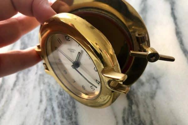 hermes clock
