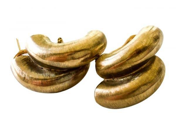 buccellati hoop earrings
