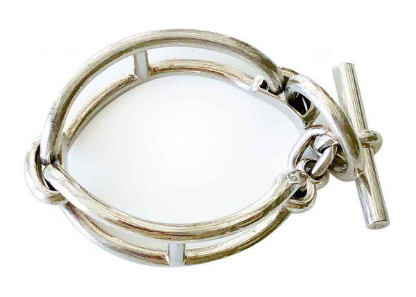 vintage hermes chaine d'ancre bracelet