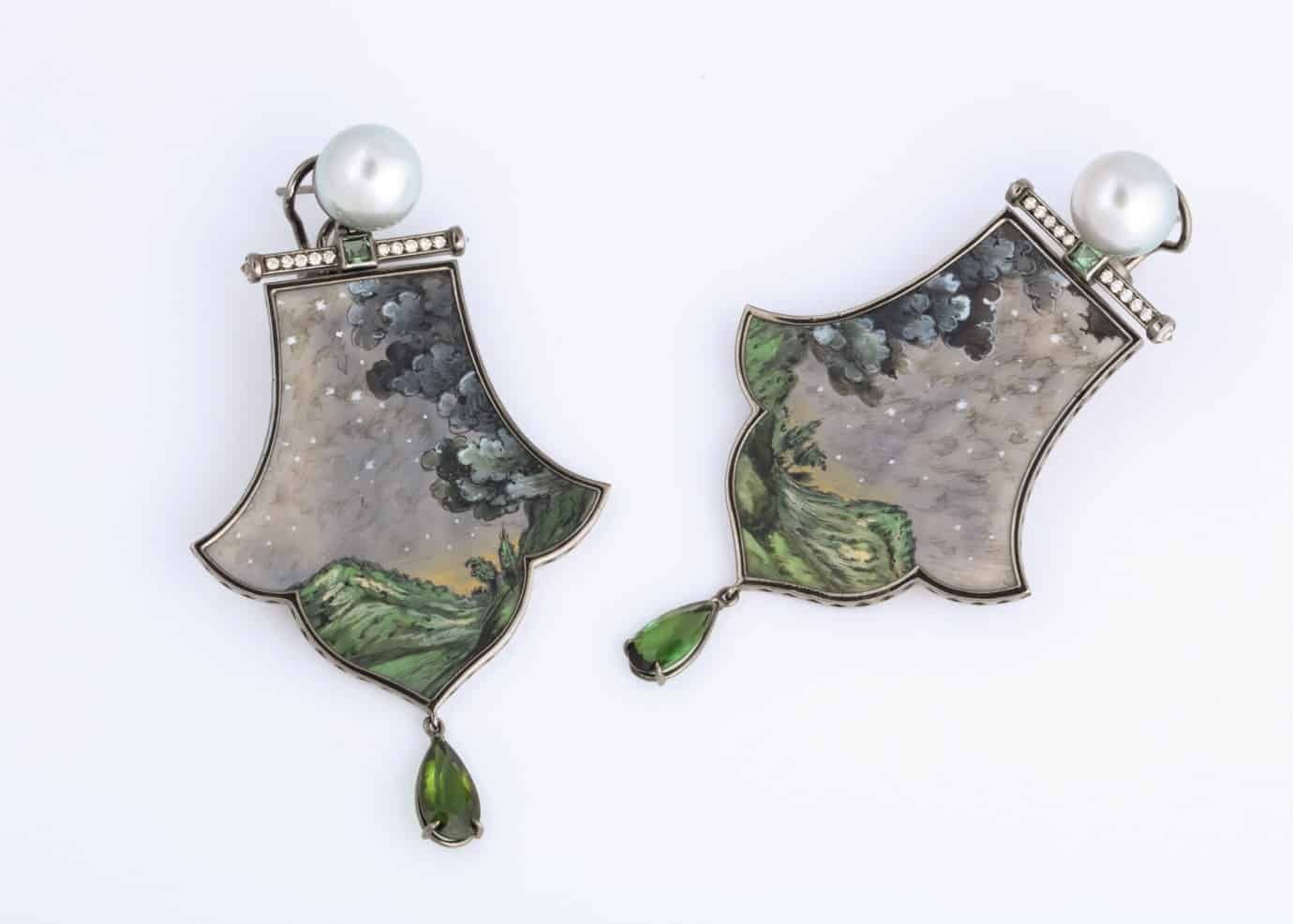 furmanovich ode to india earrings