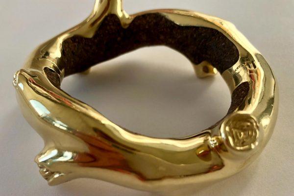 Nicholas Varney Gold Cuff
