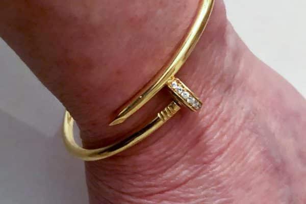 Cartier Juste Un Clou Bracelet