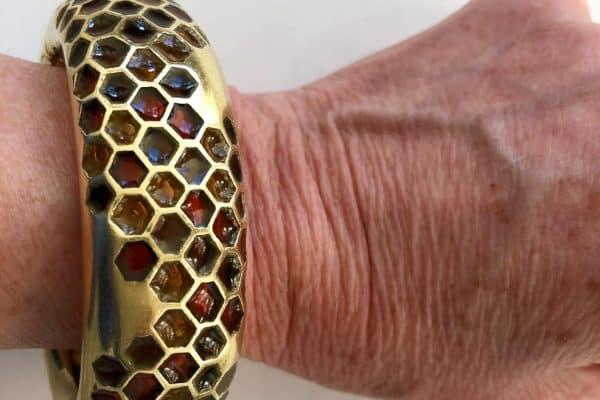 cummings honeycomb cuff