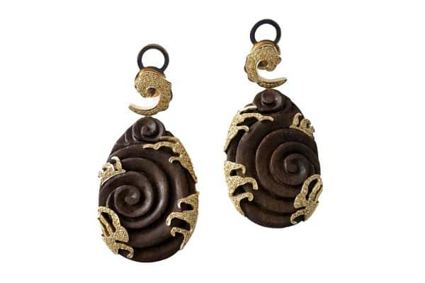 silvia furmanovich obi earrings