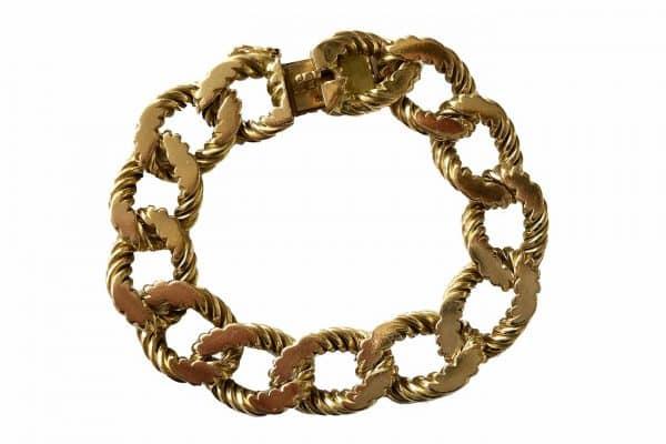 hermès link bracelet