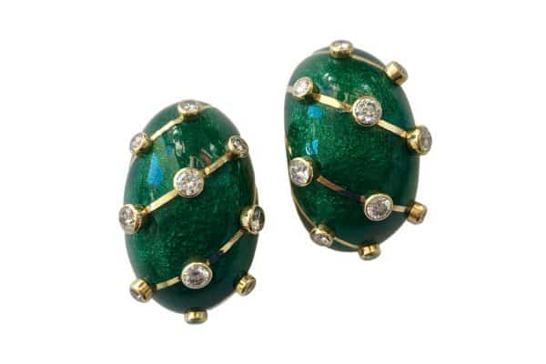 tiffany schlumberger earrings