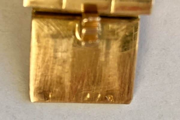 stylized forties bracelet