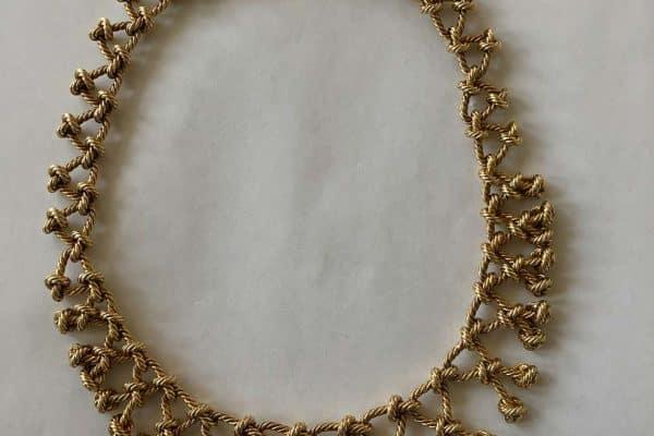 verdura regatta necklace