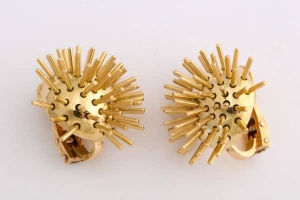 pol bury kinetic earrings