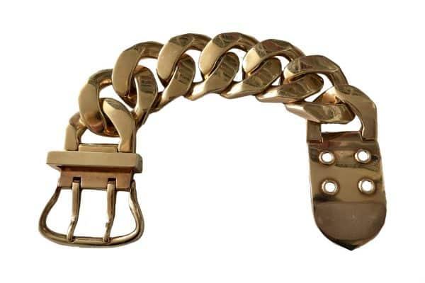 Hermes extra large buckle bracelet